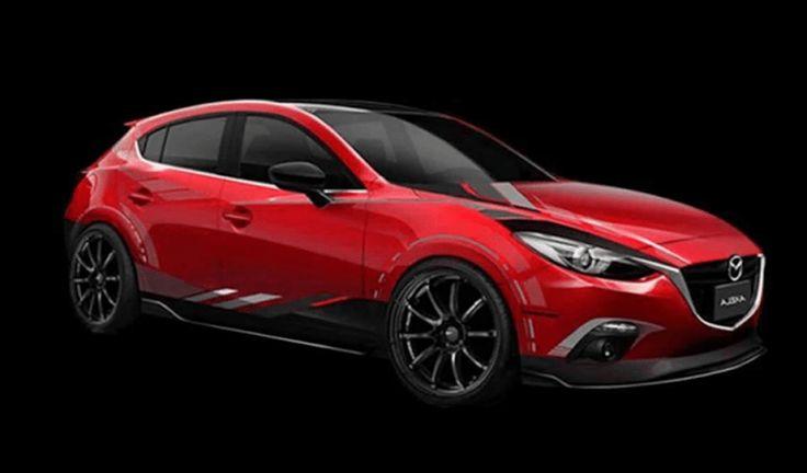 2019 Mazdaspeed 3 Concept, Release Date, Price and Updates Rumor - Car Rumor