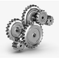 Engrenagens industriais são confeccionadas de acordo com o tipo de corrente em que serão aplicadas. Veja mais no link!