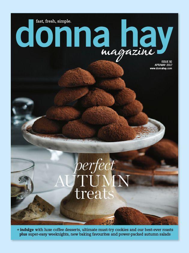 Autumn issue 92 | donna hay