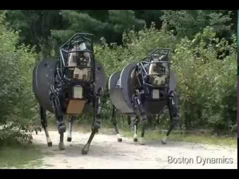 Những robot dẻo dai như động vật khiến chúng ta lo ngại về tương lai