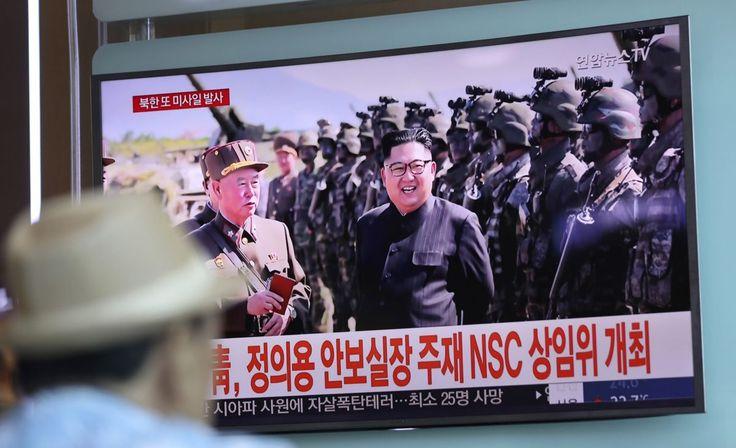 North Korea's Latest Missile Just Flew Over Japan