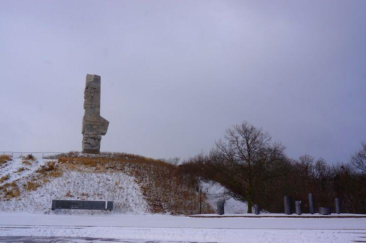 Westerplatte Monument, Gdańsk