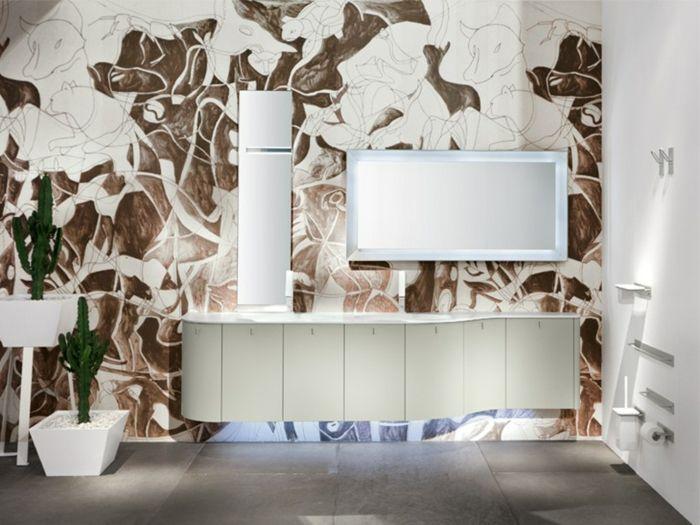 Les 25 meilleures id es concernant bandeau led sur pinterest rail tiroir design moderne de for Glace salle de bain avec luminaire
