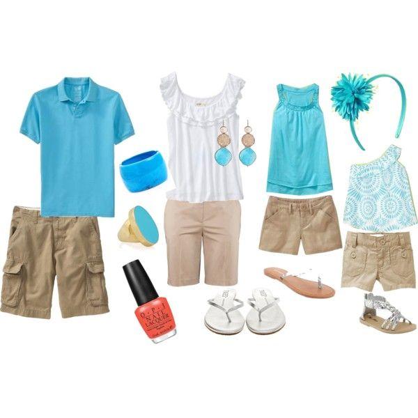 Family Photo Clothing Ideas Summer | Www.pixshark.com ...