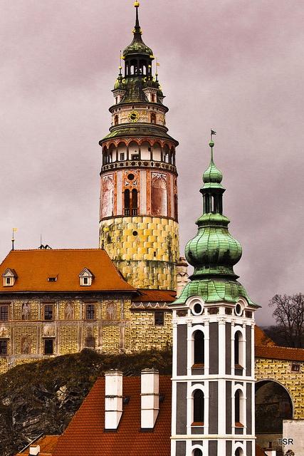 Cesky Krumlov Castle, Czech Republic