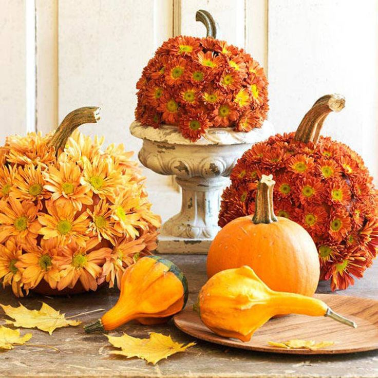 9 Fall Centerpieces Perfect for Your Thanksgiving Table