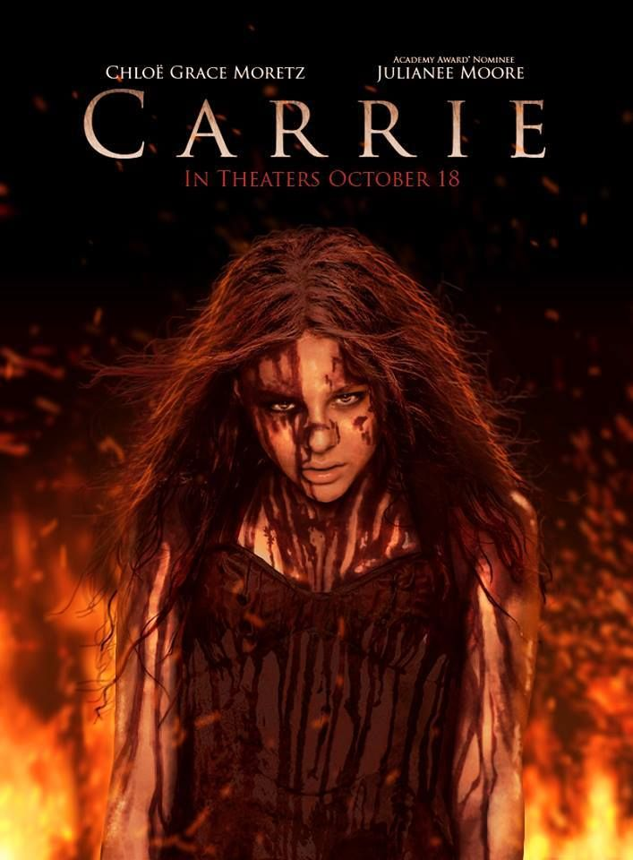 Chloë Grace Moretz as Carrie White