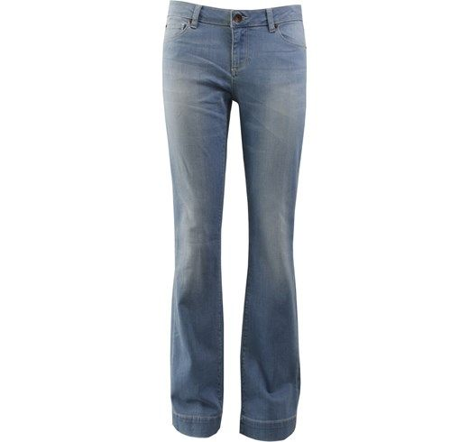 Jeans zampa washed Giorgia &Johns