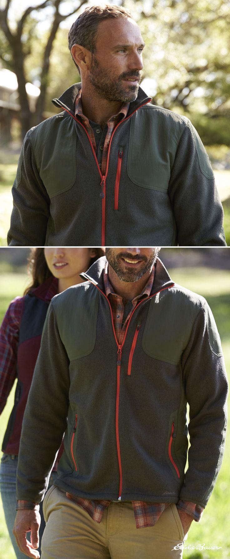 Mens quilted jacket next - The Men S Daybreak Ir Fleece Jacket Next Gen Infrared Technology Keeps You Warmer Longer