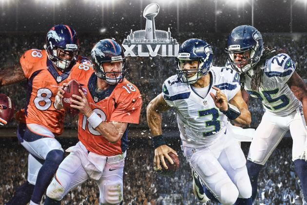 Super Bowl 2014: Live Score, Highlights for Seahawks vs. Broncos
