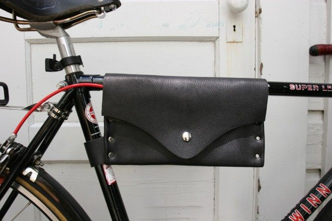 Hambone Frame-Bags for Stylish Cyclists