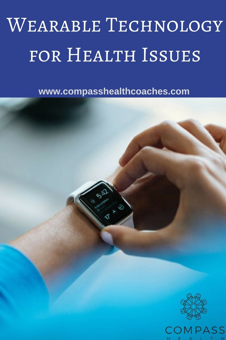 Wearable fitness technology to solve health issues
