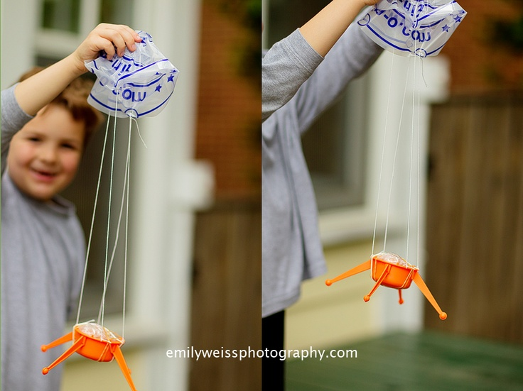 how to make an egg bounce science project