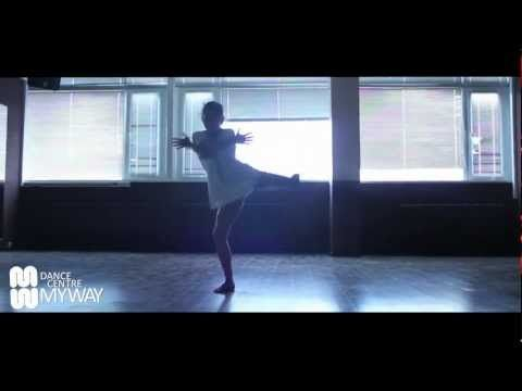 Adele - Hometown Glory contemporary choreography by Anya Yedynak - Dance Centre Myway - YouTube