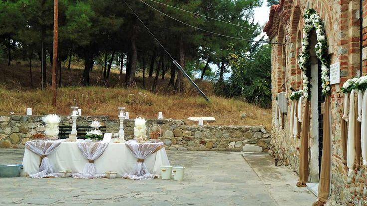 Στολισμός,Ν. Σερρών, Διάνθιστον www.gamosorganosi.gr