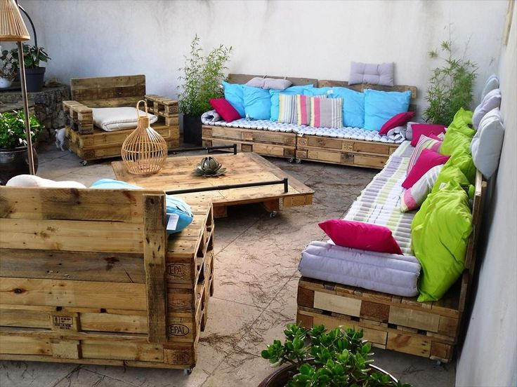 New How to Build Pallet Furniture