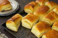 Parker House Rolls: King Arthur Flour