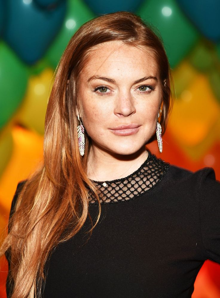 The Video Evolution Of Lindsay Lohan's Accent — Because We're Confused, Too+#refinery29