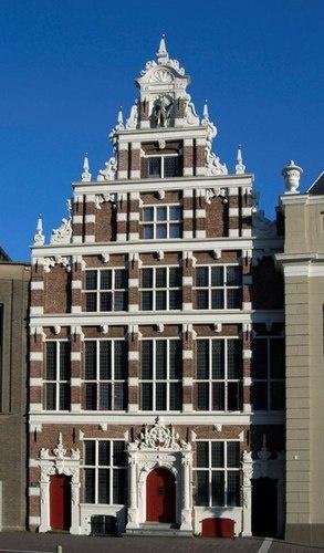 Deventer, The Netherlands. Oude Politieburo nu trouwlokatie
