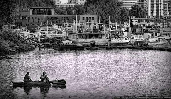 Urban fishers #Bp