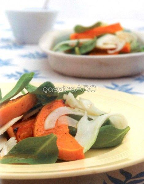 Sütőtök édes narancsöntettel | Receptek | gasztroABC