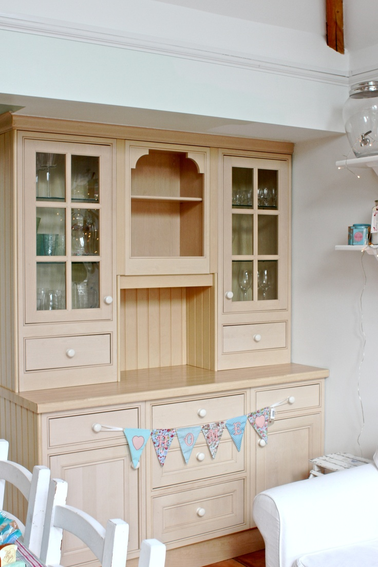Furniture for the kitchen - Before The Kitchen Dresser Before Its Makeover Love The Style Of The Top Section