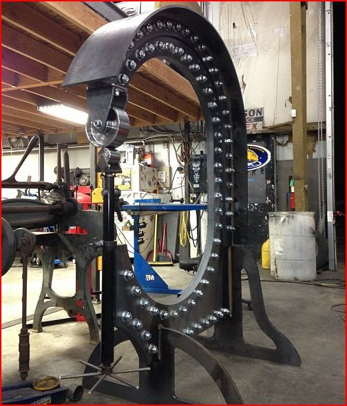 37 best trick customer pics images on pinterest welding projects another example of what you can do with our metalace english wheel u weld kit solutioingenieria Choice Image