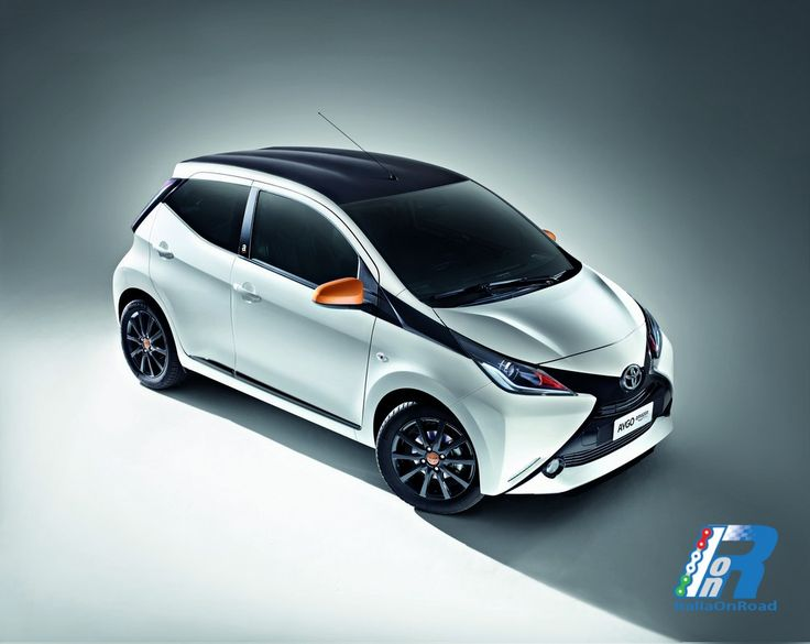 Toyota Aygo Amazon Edition http://www.italiaonroad.it/2015/11/21/toyota-aygo-amazon-edition/
