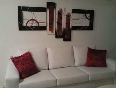 17 best ideas about cuadros abstractos famosos on - Pintura para salones ...