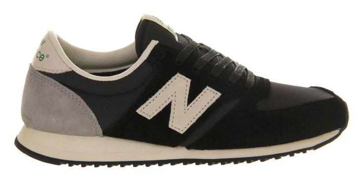 new balance 420 noir et blanc
