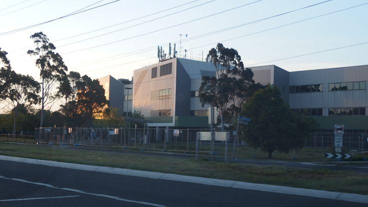 Victoria University Building Sunshine Ballarat rd 7.10.2014