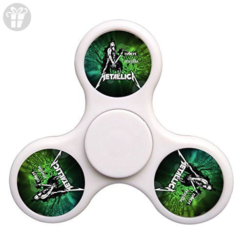 Feer Fun Fidget Spinner Metallica High Speed Spin Tri-Spinner - Fidget spinner (*Amazon Partner-Link)