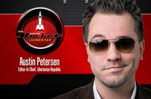 Austin Petersen Libertarian Presidential Candidate On Policing Issues