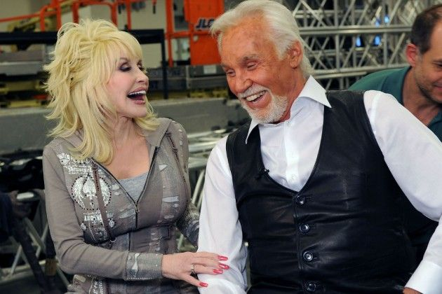 Dolly Parton Kenny Rogers  Kenny Rogers on Dolly Parton Relationship: 'We Flirted With Each Other for 30 Years'  Read More: Kenny Rogers and Dolly Parton 'Flirted ... for 30 Years' | http://theboot.com/kenny-rogers-dolly-parton-relationship/?trackback=tsmclip
