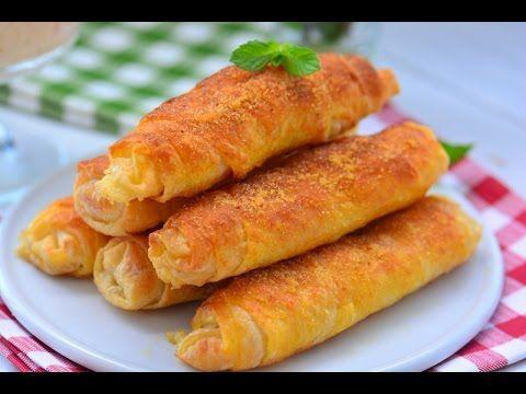 Kremalı  Çıtır   Börek Tarifi ( Herkes  bu  böreği çok beğeniyor)
