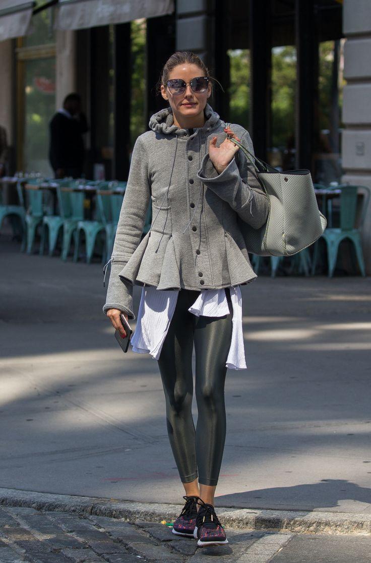 ¿Fin de semana con estilo? Olivia Palermo puede tener la respuesta.