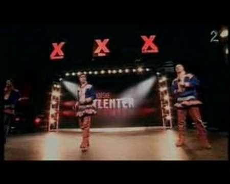 Norske Talenter - Duolva Duottar - Da lea Duolva Duotta