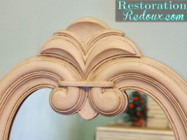 Mediterranean Mirror Makeover - Restoration Redoux http://www.restorationredoux.com/?p=7674