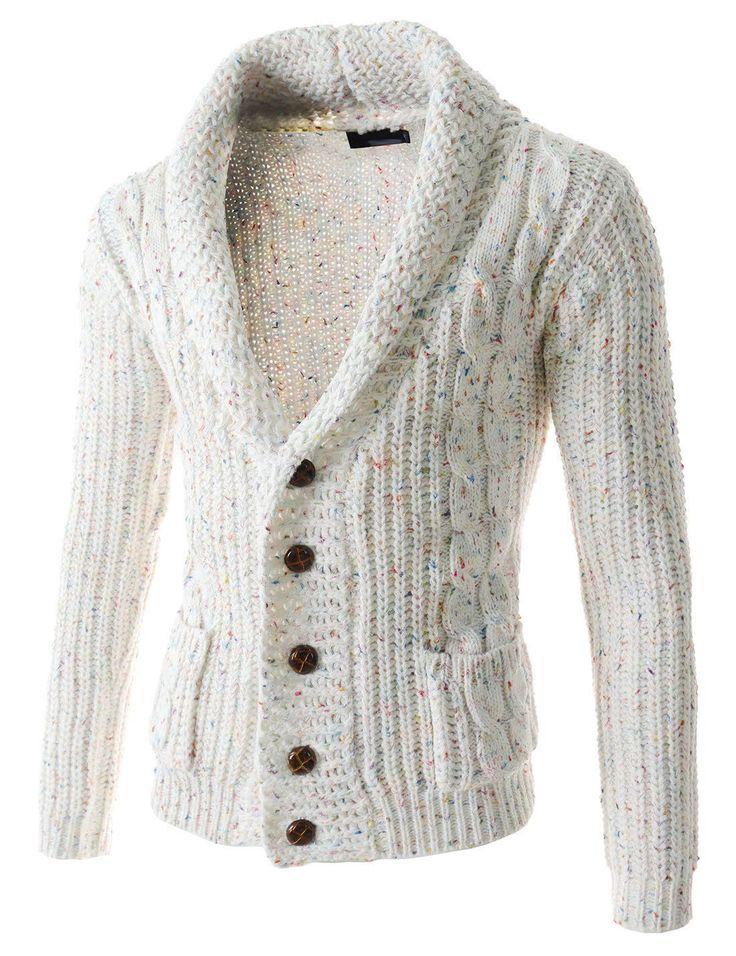 Cambridge Shawl Collar Knitted Cardigan