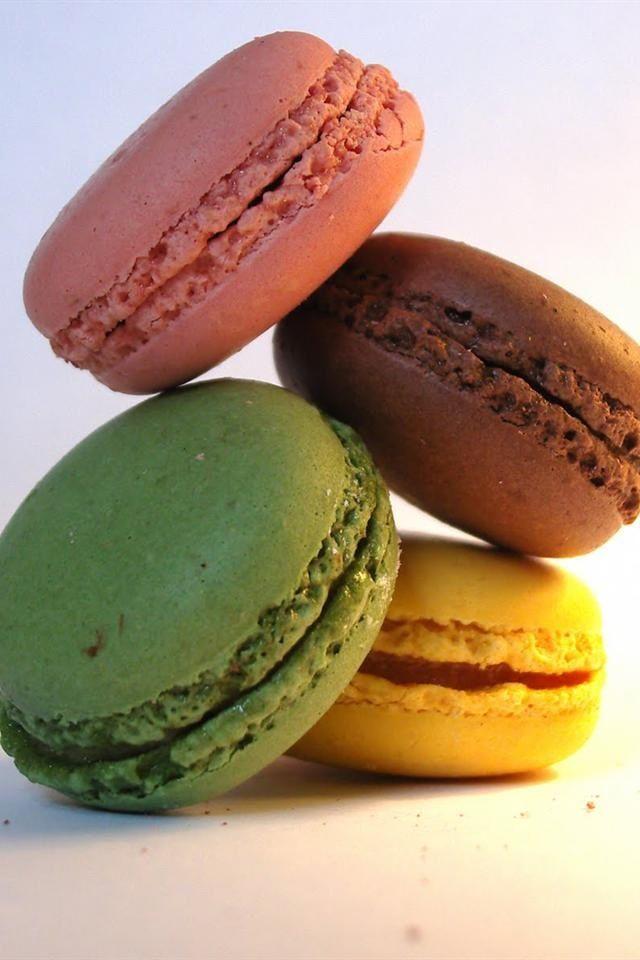 Macarons uit eigen bakkerij
