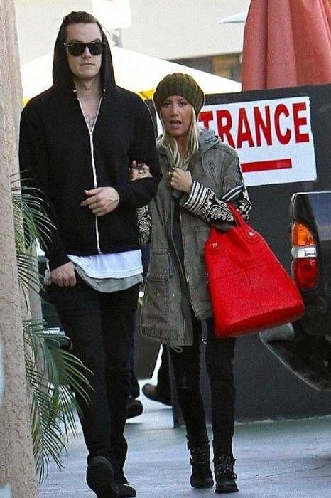 Ashley Tisdale en CM Frans