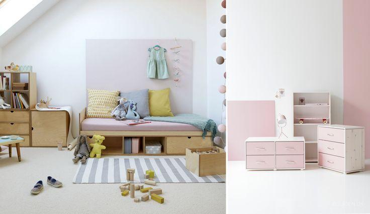 Sådan udnytter du børneværelsets skjulte kvadratmeter