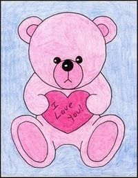 To Draw Valentine S How To Draw Boy And Girl In Puppy Love For