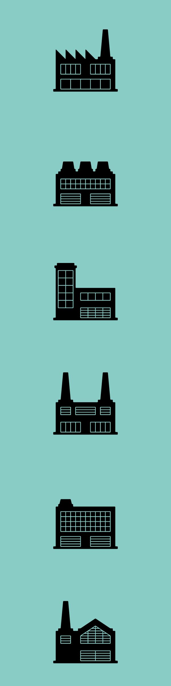 Factories — Designspiration
