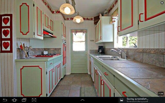 1940s Kitchen Style 1940s Home Decor Kitchen Vintage