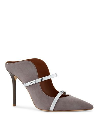 MALONE SOULIERS MALONE SOULIERSMaureen Pointed Toe Mules. #malonesouliers #shoes #sandals