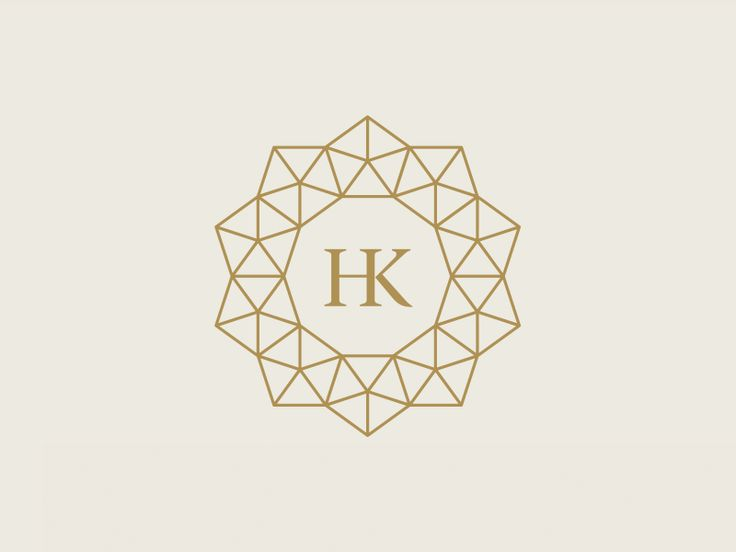 Diamond Suites Logo by Gudmundur Bernhard for Kosmos & Kaos