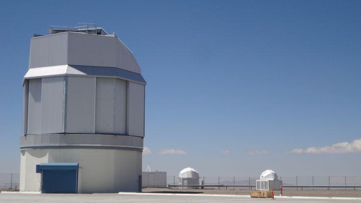 Yepun Telescope, Observatorio Paranal - Chile