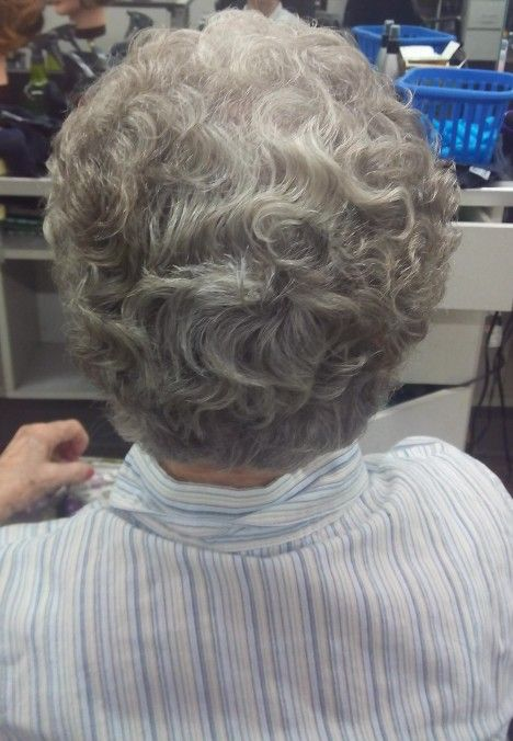 Perm roller set and style