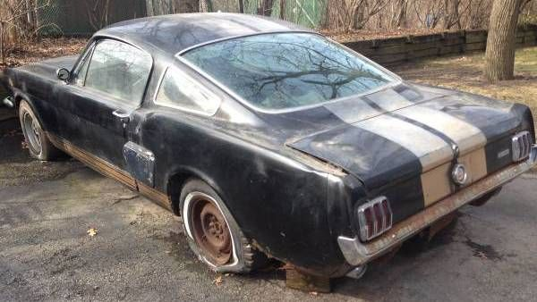 Rent-A-Wreck: 1966 Shelby GT350-H - http://barnfinds.com/rent-a-wreck-1966-shelby-gt350-h/